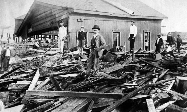Lessons from hurricanes past