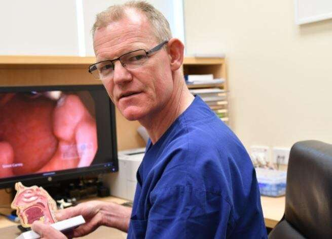 'Less pain' to remove tonsils