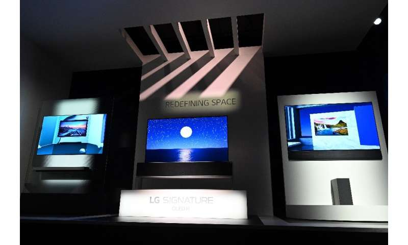 LG said its smart televisions were being enhanced to give viewers real-time answers about what is happening on screen
