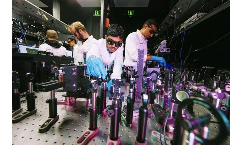 Light on efficiency loss in organic solar cells