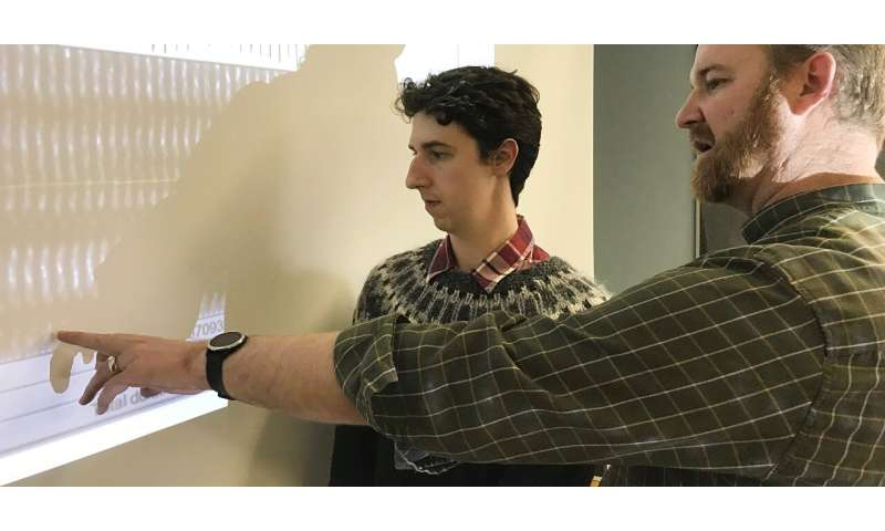 Linguistics student pinpoints differences in Western Canadian dialects