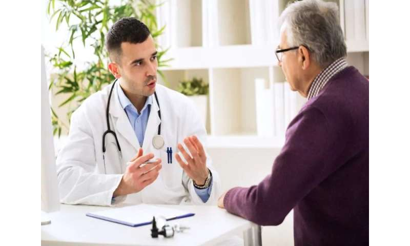 Local-stage prostate cancer incidence rates continue to drop