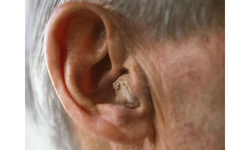 Lockdown could worsen hearing woes for U.S. seniors