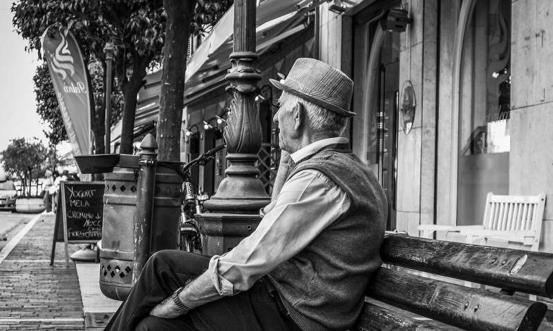 Q&A: For some older adults, a pandemic of loneliness thumbnail