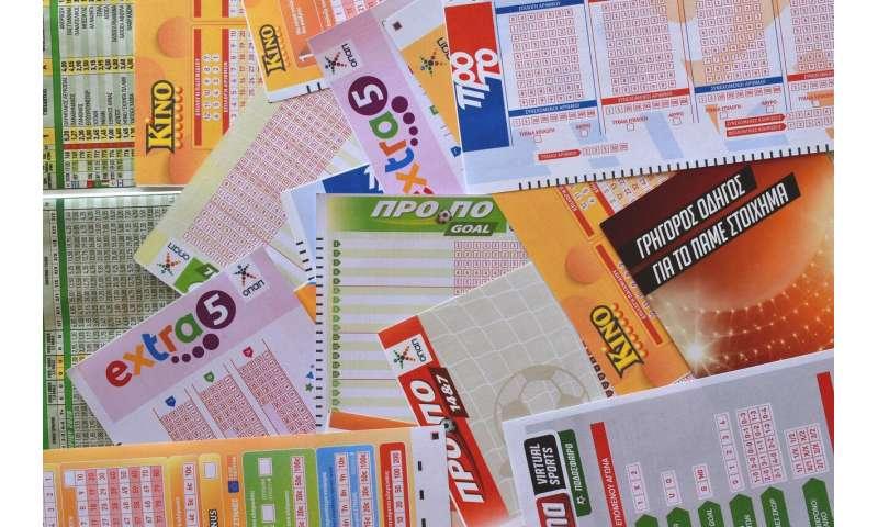 tiket lotre