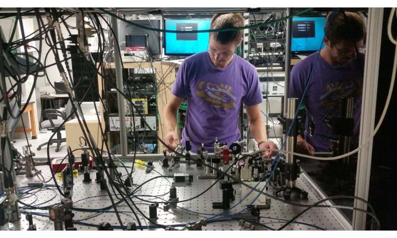 LSU physicists develop a method to improve gravitational wave detector sensitivity