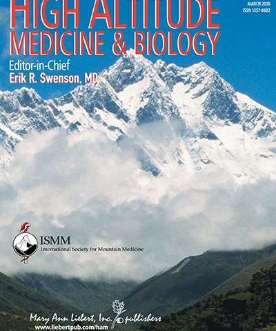 Lung injury in COVID-19 is not high altitude pulmonary edema
