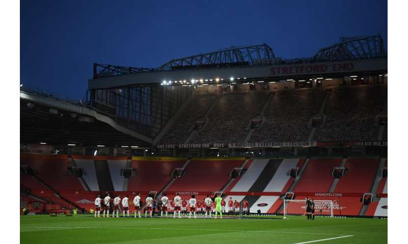 Manchester United announces cyber attack, systems shut down