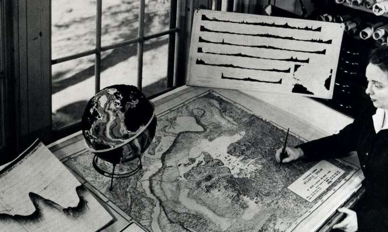 Marie Tharp pioneered mapping the bottom of the ocean – scientists are still learning about Earth's last frontier