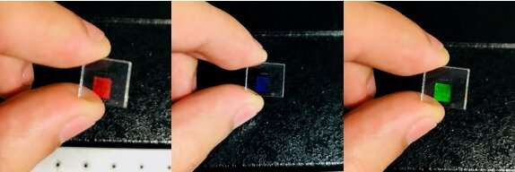 Mastering the art of nanoscale construction to breathe easy and bust fraud