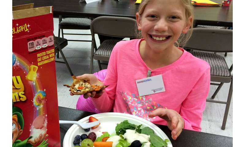 Media literacy can improve child nutrition, family relationships