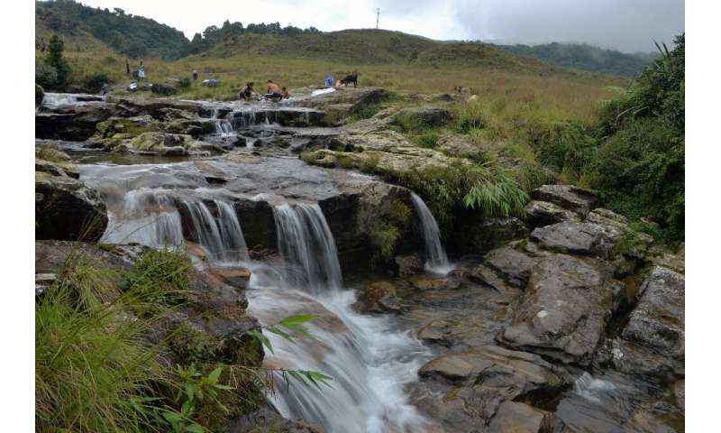 Meghalaya, home to two of the wettest places on earth, is still struggling with changing weather patterns