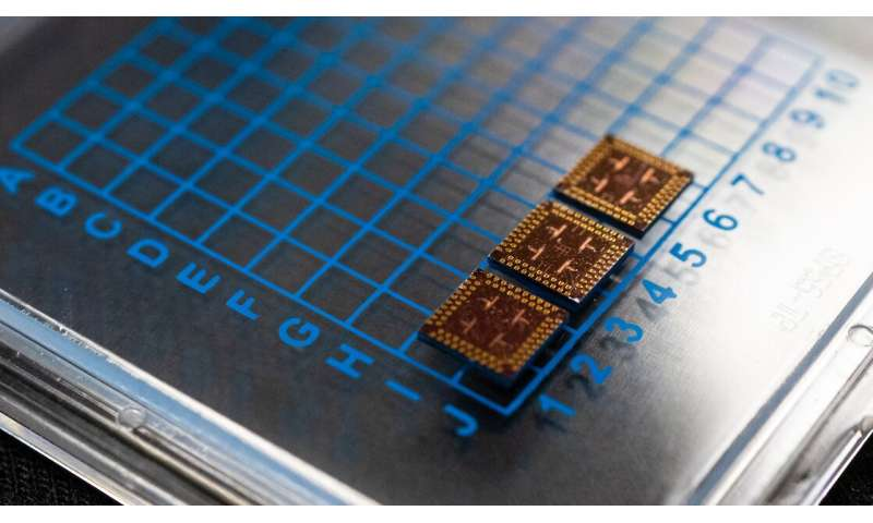 Memory storage for super cold computing