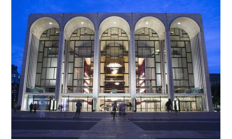 Metropolitan Opera and Carnegie Hall cancel performances