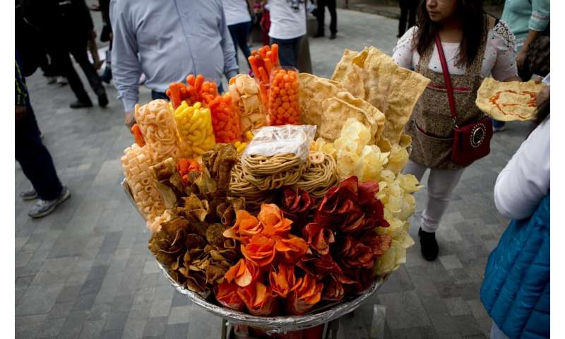 Mexico targets junk food as obesity takes toll amid pandemic