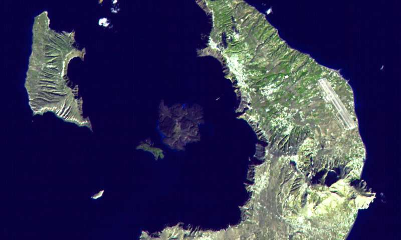 Minoan eruption of Thera