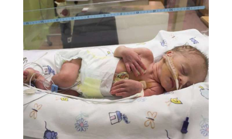 Moderate-to-late preemies likely go home at 36 weeks