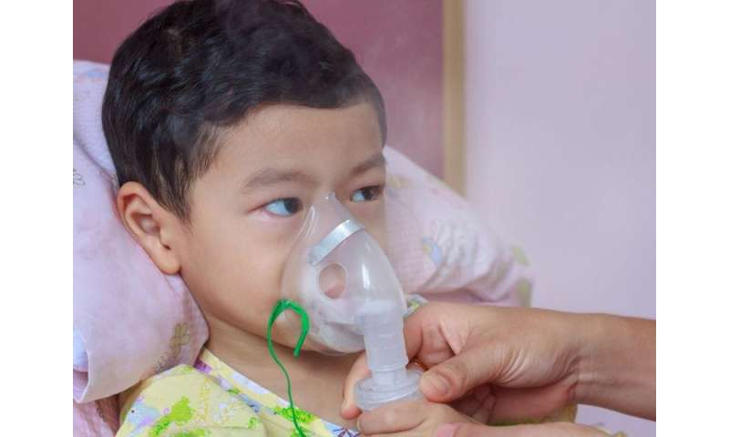 More than 20 percent of children with COVID-19 are asymptomatic