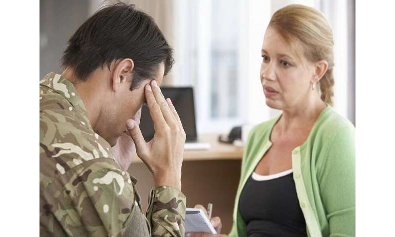 More than one in 10 deployed soldiers thinks about suicide
