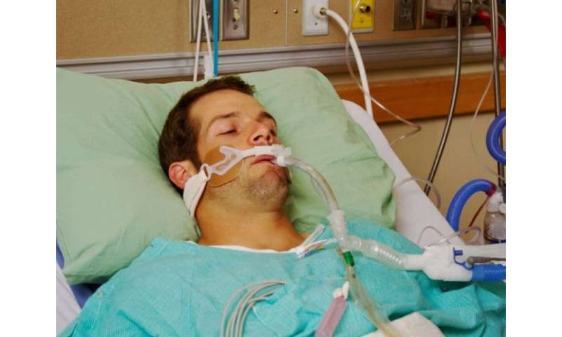 Mortality no different for no sedation versus light sedation in ICU patients