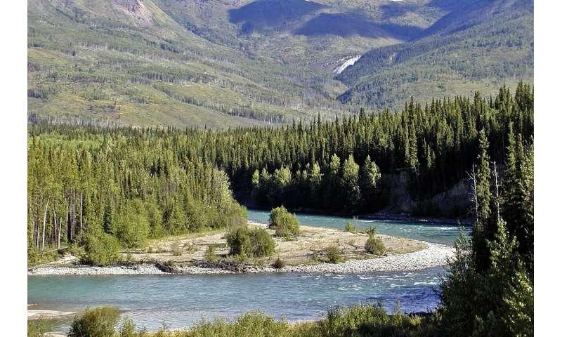 mountainous territory