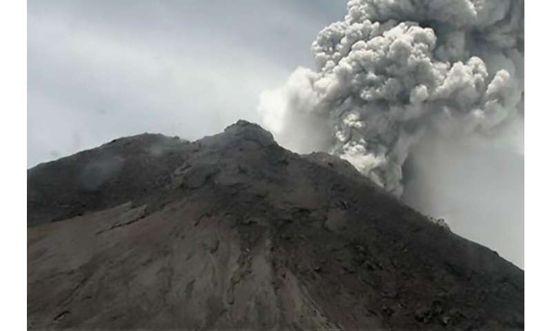 Mount Merapi is Indonesia's most active volcano