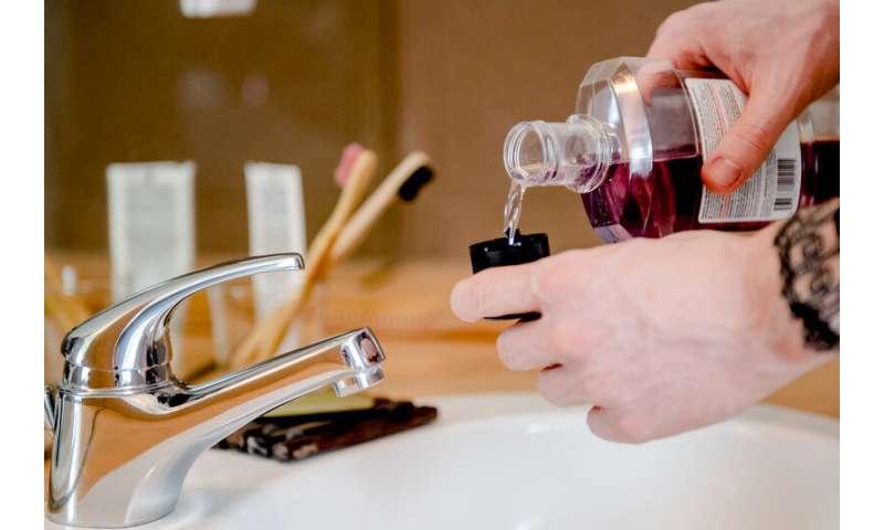 Mouthwashes could reduce the risk of coronavirus transmission