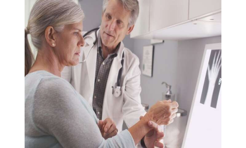 MRI-identified damage tied to patient-reported RA function