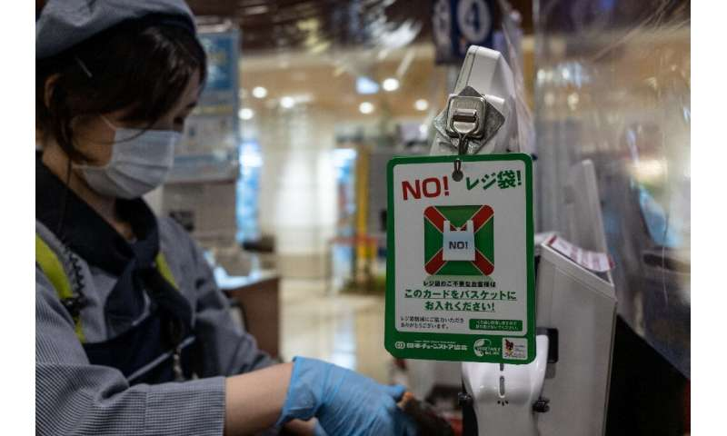 Much of Japan's recycling involves incinerating plastic—a process that generates carbon dioxide and contributes to climate chang