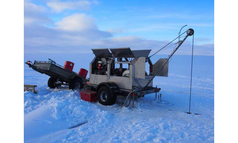 Mystery of glacial lake floods solved