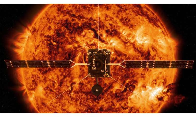 NASA is targeting 11:03 p.m. EST on February 9, 2020 for the launch of Solar Orbiter