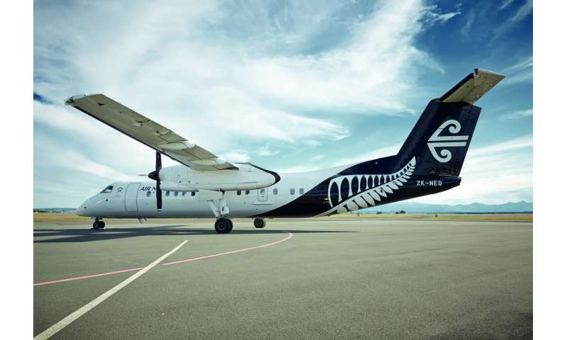 NASA, New Zealand partner to collect climate data from commercial aircraft