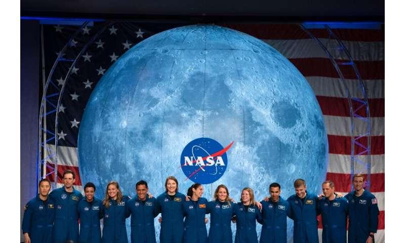 La classe d'astronautes de la NASA de 2020 pourrait faire partie de ceux qui retournent sur la Lune dans le cadre du programme Artemis