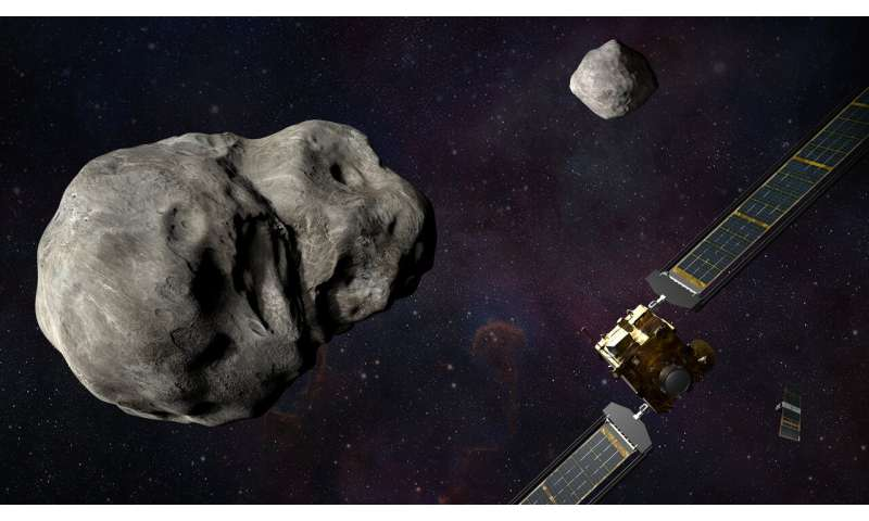 NASA's first planetary defense mission target gets a new name