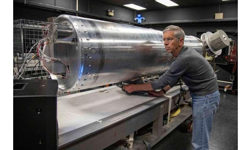 NASA sounding rocket observing nitric oxide in polar night