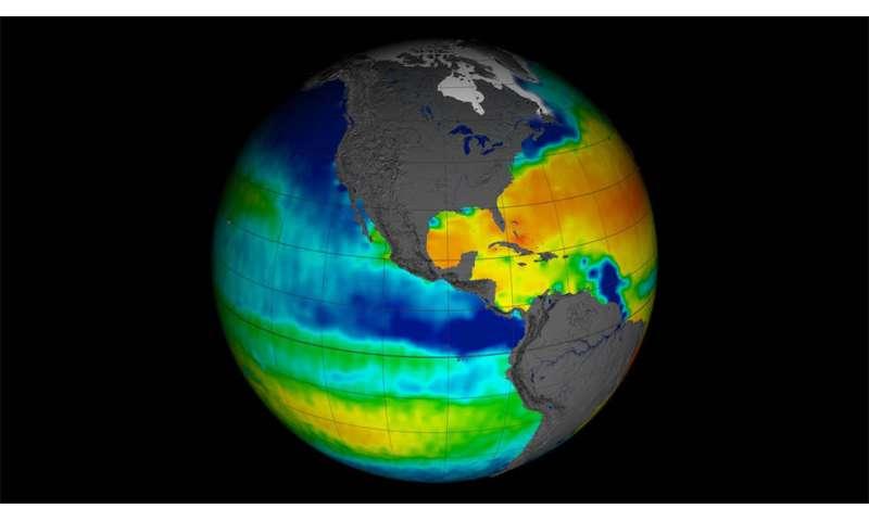 NASA study adds a pinch of salt to El Niño models