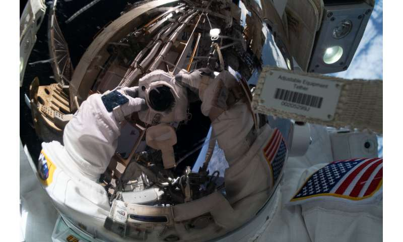 NASA TV coverage set for three spacewalks in january