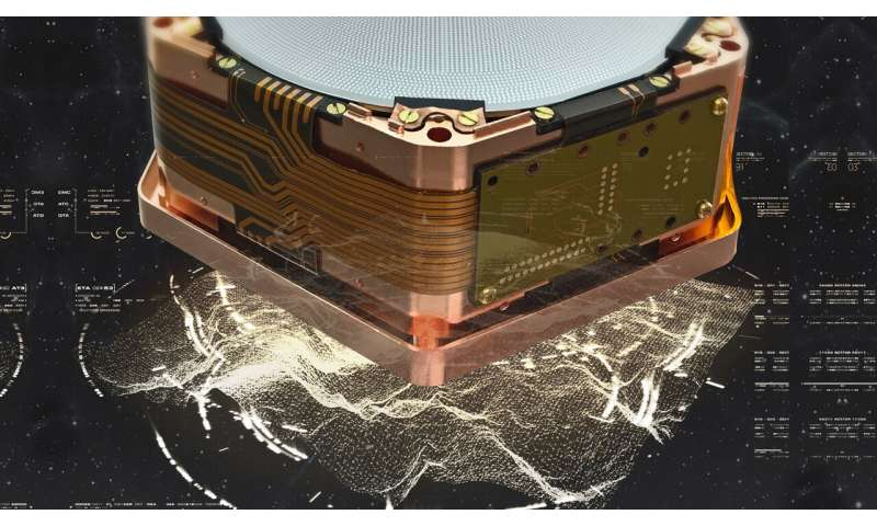 Natural radiation can interfere with quantum computers