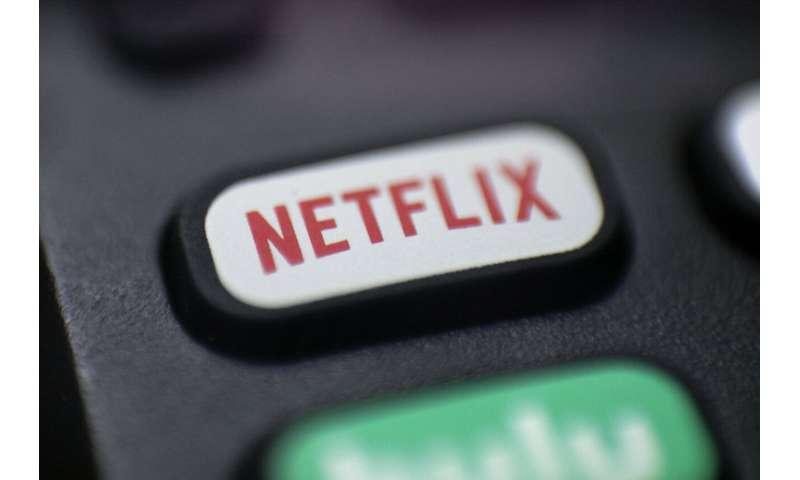 Netflix reports a summer slump in subscriber growth