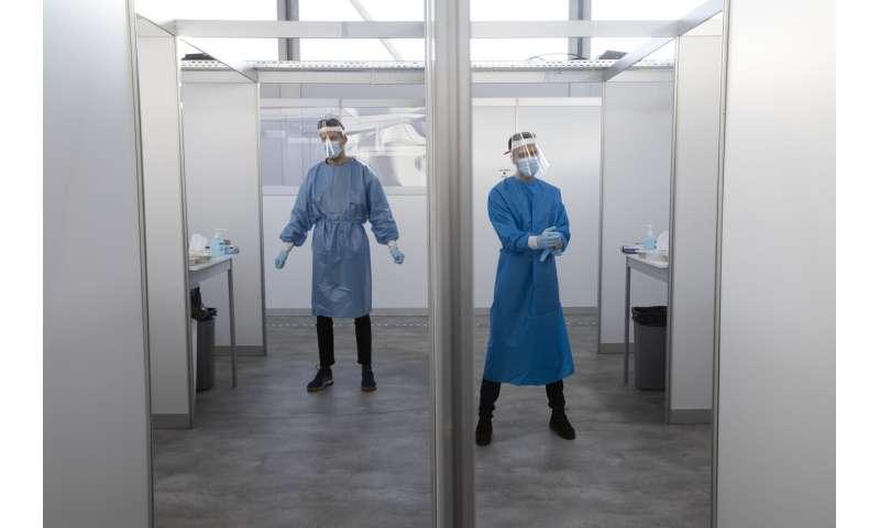 Netherlands aims to begin Pfizer-BioNTech shots by Jan 8