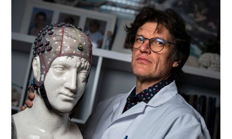 Neurologist Steven Laureys is a pioneer of techniques to allow the formerly comatose to communicate with loved ones