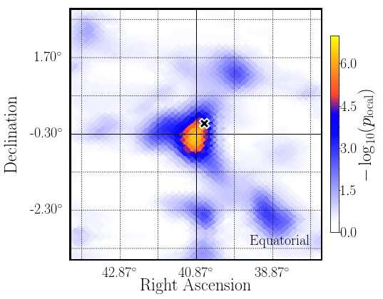 New all-sky search reveals potential neutrino sources
