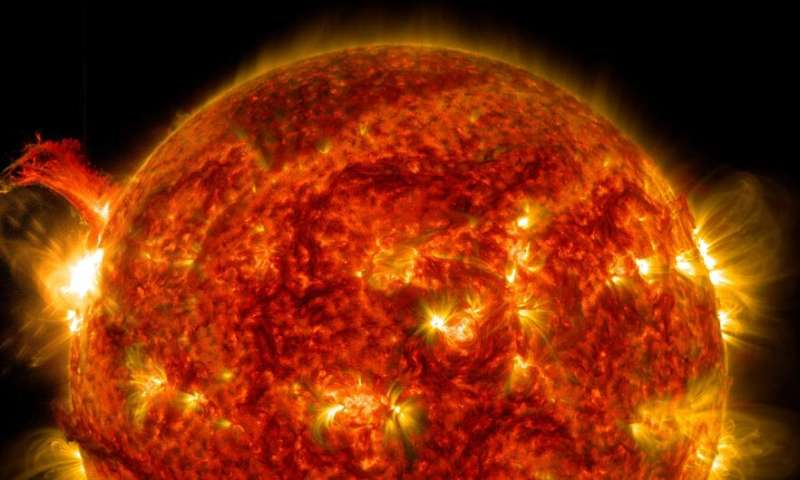 New analysis method predicts disruptive solar flares