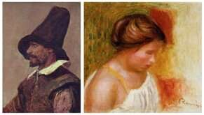 New analysis of human portraits reveals shift in culture, cognition
