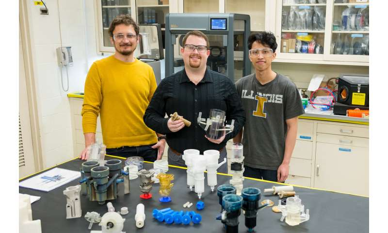 New argonne 3-D printing method could transform recycling material behind vital medical isotope