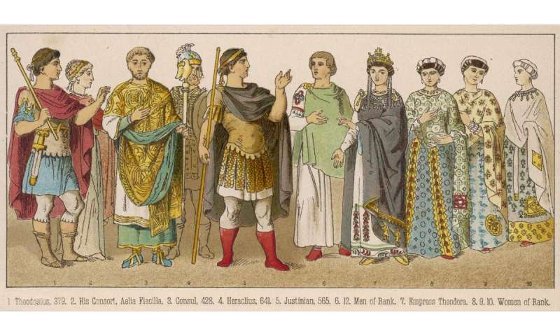 New call to examine old narratives: Infectious disease modeling study casts doubt on the Justinianic Plague's impact