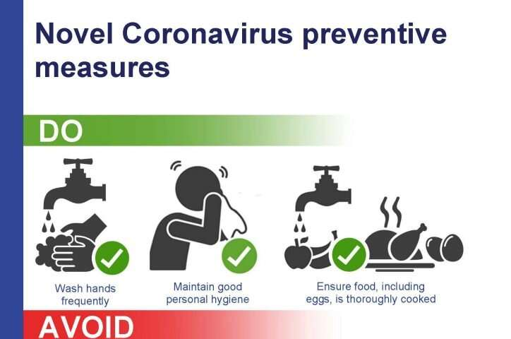 New coronavirus: what you need to know