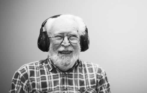 New evidence-based guidelines on music for people with dementia