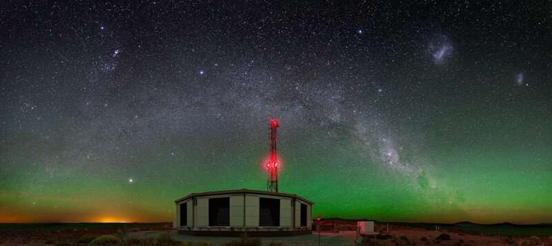 New feature found in energy spectrum of universe's most powerful particles