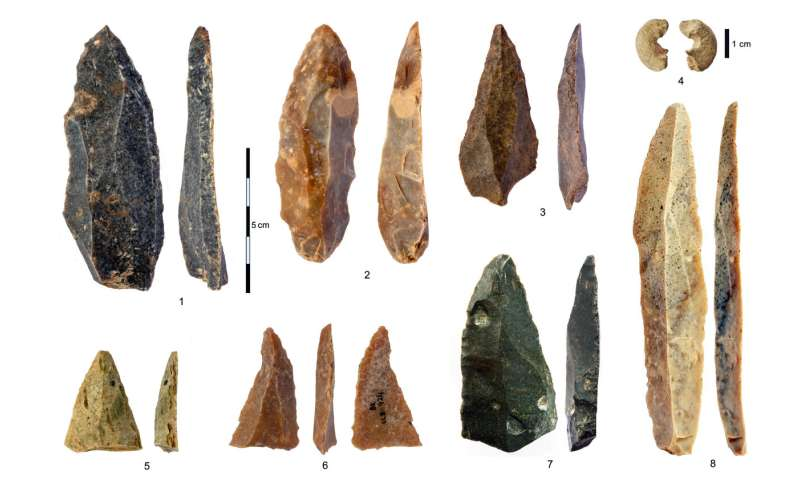 New research determines our species created earliest modern artifacts in Europe
